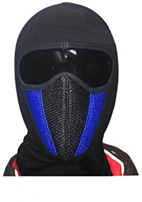 Bikenwear FM-B-1 Balaclava(Blue, Pack of 1) at flipkart