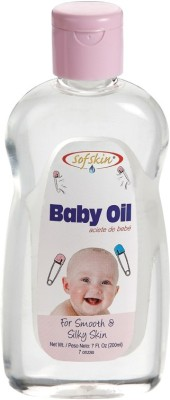 Sofskin Baby Oil(200 ml)
