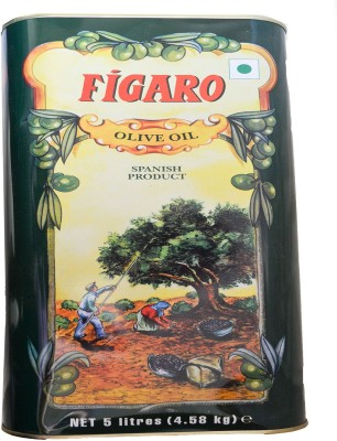 Figaro Pure Olive Oil 5 Ltr 5 L Best Price In India