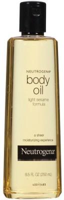 Neutrogena Body Oil Light Sesame(250 ml)