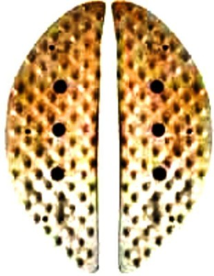 Acs Acupressure Foot Pad Massager(Brown)  available at flipkart for Rs.60