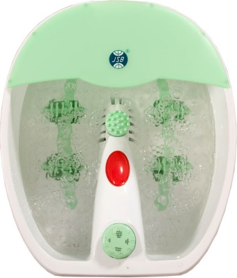 Jsb Foot Bath HF36 Foot Spa Massager(White, Green)  available at flipkart for Rs.2650
