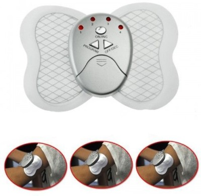 Divinext XFT-1002 Super Big Butterfly Massager(Silver)  available at flipkart for Rs.399