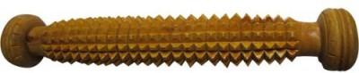 Hiya Acu004 Acupressure Wooden Foot Roller Massager(Brown)  available at flipkart for Rs.145