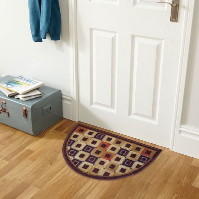 Status Nylon Door Mat(Multicolor, Medium) at flipkart