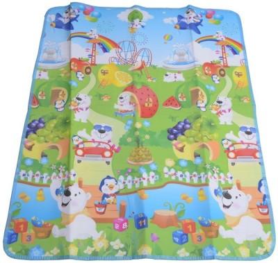 Shopaholic Fashion Plastic Baby Play Mat(Multicolor, Free)