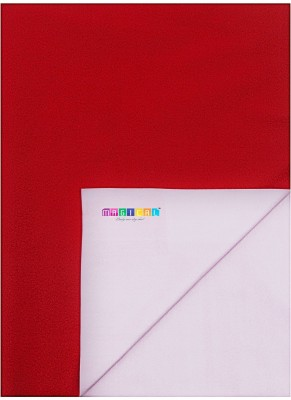Magical Polyester Baby Sleeping Mat(Red, Extra Large) at flipkart
