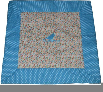 Creative Textiles Cotton Play Mat Play Mat(Multicolor, Large)