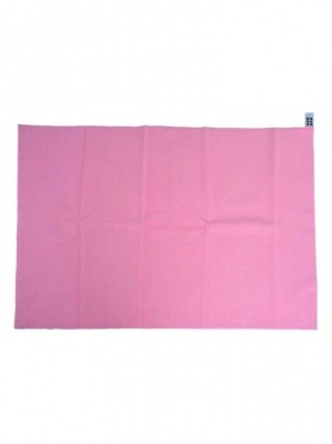 MeeMee Latex Rubber Floor Mat Total Dry(Pink, Large)