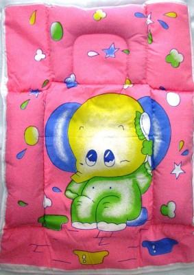 Manorath Cotton Changing Mat Cotton Mat(Pink, Small)
