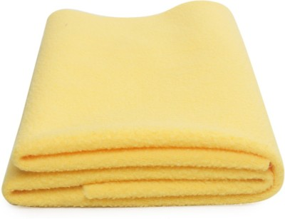 Nostaljia Polyester Baby Sleeping Mat(Yellow, Extra Large) at flipkart