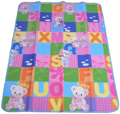 Shopaholic Fashion Plastic Play Mat Kids Play & Crawl Cartoon-S372(Multicolor, Free) at flipkart