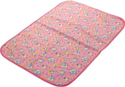 Me Mee Plastic Baby Sleeping Mat(Pink, Small)