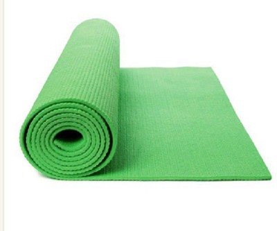 Portia Gold PVC Yoga and Exercise Mat Portia 6mm Green Yoga Mat(Green, Extra Large)