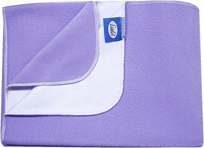 Little's Cotton Baby Play Mat(Purple, Large)