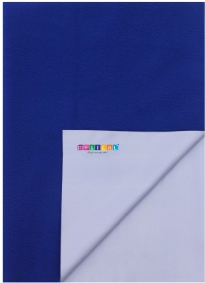 Magical Polyester Baby Sleeping Mat(Blue, Extra Large) at flipkart