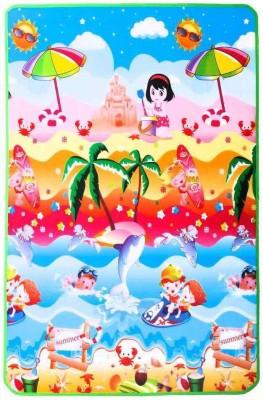 Demkas PVC (Polyvinyl Chloride) Baby Play Mat(Multicolor, Large)
