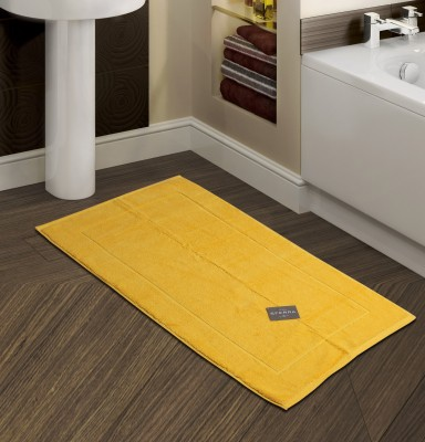 Sferra Cotton Bathroom Mat(Sunflower, Medium) at flipkart