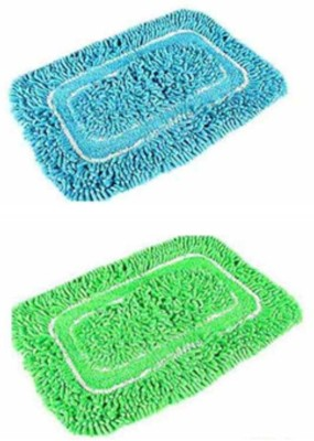 RS Quality Polyester Door Mat(Multicolor, Medium) at flipkart