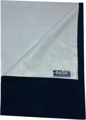 Eazi Breathable Waterproof Mattress Protector(Dark Blue)