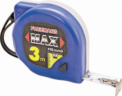 FREEMANS max 3m 16mm Measurement Tape(3 Metric)