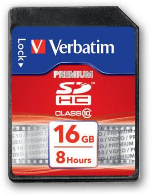 Verbatim-Premium-16GB-Class-10-SDHC-Memory-Card