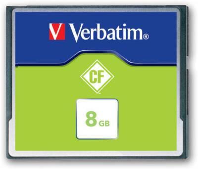 Verbatim-8-GB-233X-Speed-CF-Memory-Card