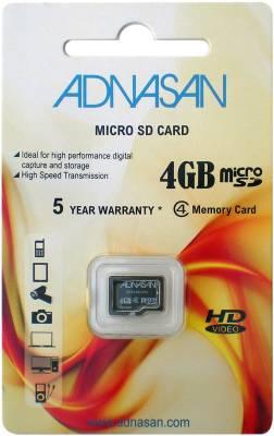 Adnasan-4GB-Class-4-MicroSD-Memory-Card