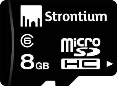 Strontium-8GB-MicroSDHC-Class-6-Memory-Card