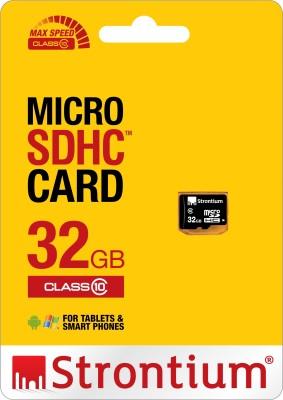 Strontium-32-GB-MicroSDHC-Class-10-(10MB/s)-Memory-Card