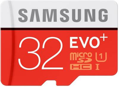 Samsung-EVO-Plus-32GB-MicroSDHC-Class-10-(80MB/s)-Memory-Card