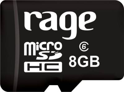 Rage-8GB-Class-6-MicroSDHC-Memory-Card