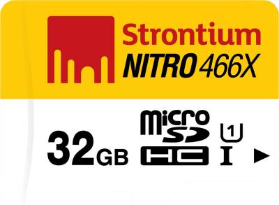 Strontium-Nitro-466X-32GB-MicroSDHC-Class-10-(70MB/s)-Memory-Card