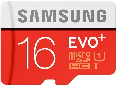 Samsung-EVO-Plus-16GB-MicroSDHC-Class-10-(80MB/s)-UHS-1-Memory-Card