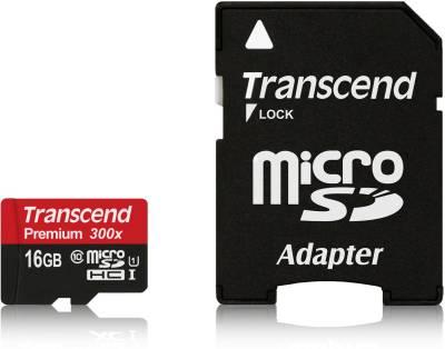 Transcend-Premium-300x-16GB-MicroSDHC-Class-10-(45MB/s)-Memory-Card
