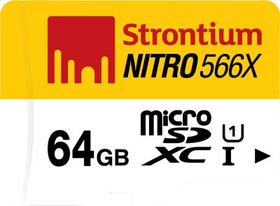 Just ₹1399 (64GB Memory Card)