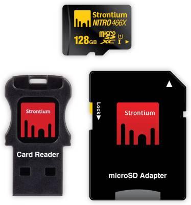 Strontium-Nitro-plus-128-GB-MicroSDXC-UHS-Class-1-70-MB/s-Memory-Card