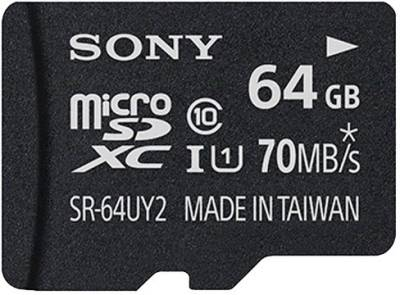 Sony Memory Cards (From ₹745)