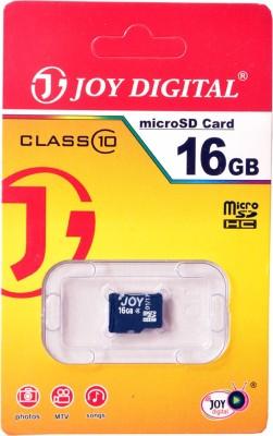 Joy Ultra 16 GB SD Card Class 10 90 MB/s Memory Card