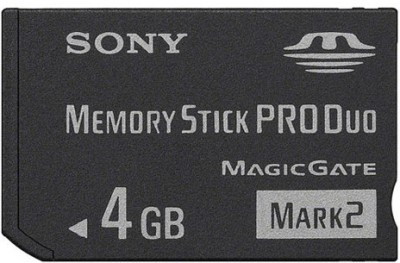 Sony-PRO-Duo-MARK2-MS-MT4G-4GB-Memory-Card
