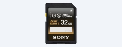 Sony 32 GB SDHC Class 10  Memory Card at flipkart