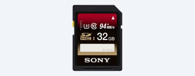 Sony 32 GB SDHC Class 10 94 MB/s  Memory Card