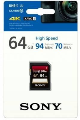Sony-SF-64UX2-64GB-SDXC-Class-10-94-MB/s-Memory-Card