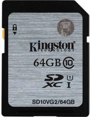 Kingston-64GB-Class-10-SDXC-Memory-Card