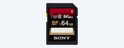 Sony-SF-64UX-64GB-94MB/s-SDXC-Class-10-Memory-Card