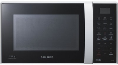 Samsung 21 L Convection Microwave Oven(CE73JD/XTL, Black)