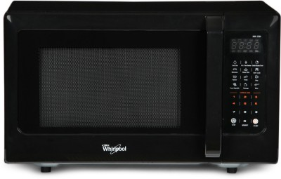 Whirlpool 25 L Grill Microwave Oven(MW 25 BG, Black)