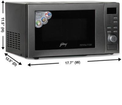 Godrej-GMX-20CA5-MLZ-20-Litre-Convection-Microwave-Oven