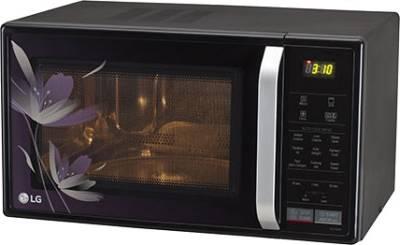 LG MC2143CB 21 L Convection Microwave Oven (Black)