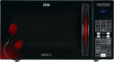 IFB 30 L Convection Microwave Oven  (30FRC2, Black)